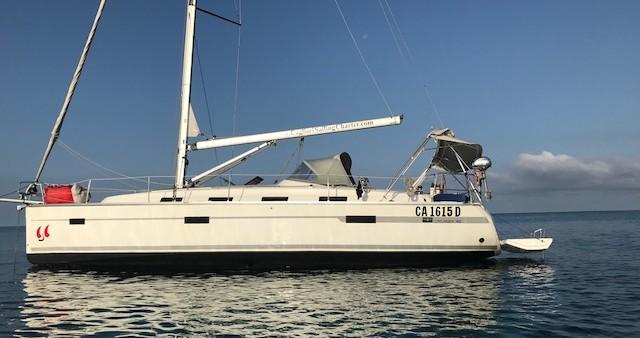 Bavaria Cruiser 40 entre particuliers et professionnel à Cagliari
