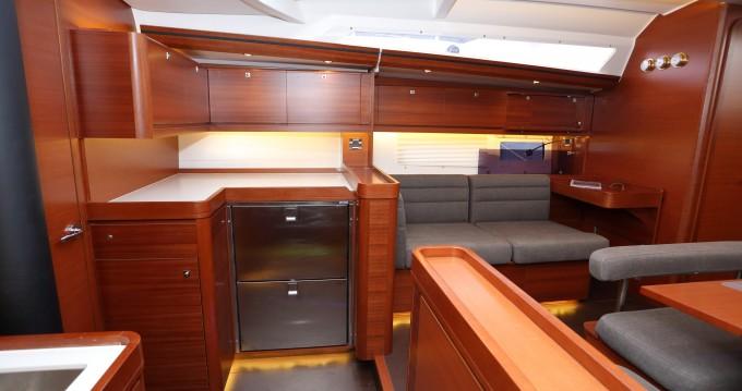 Location bateau Dufour Dufour 520 Grand Large à Golfo Aranci sur Samboat