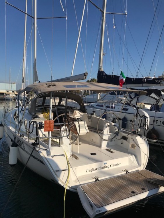 Bavaria Bavaria Cruiser 41 entre particuliers et professionnel à Marina di Portisco