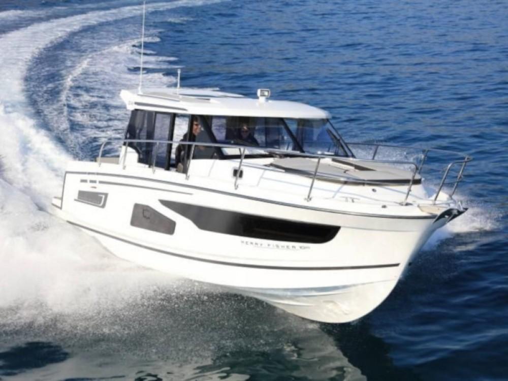 Location bateau Zadar pas cher Merry Fisher 1095