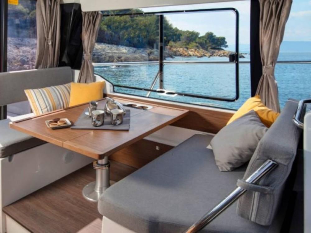 Location bateau Jeanneau Merry Fisher 1095 à Zadar sur Samboat