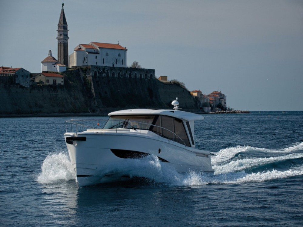 Location bateau Grad Zadar pas cher Greenline 39