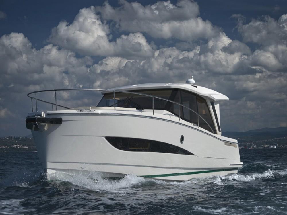 Location yacht à Grad Zadar - Greenline Greenline 39 sur SamBoat