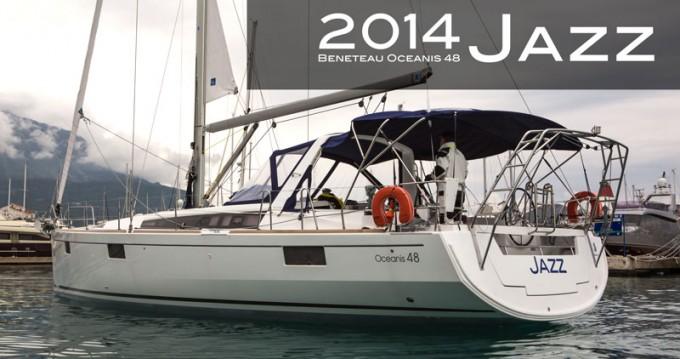 Location yacht à Tivat - Bénéteau Oceanis 48 (4 cabins) sur SamBoat