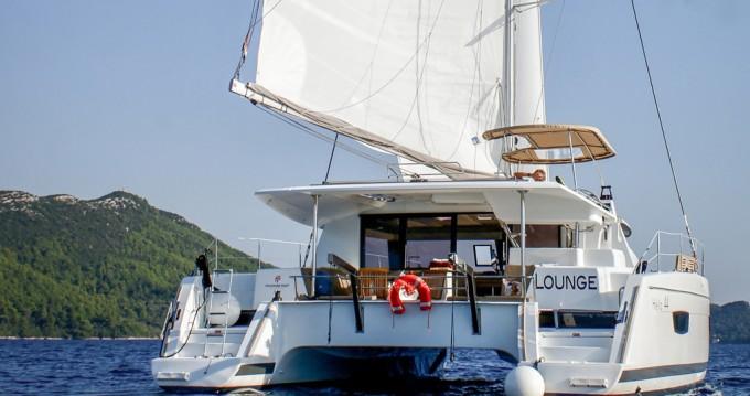 Catamaran à louer à Punat au meilleur prix