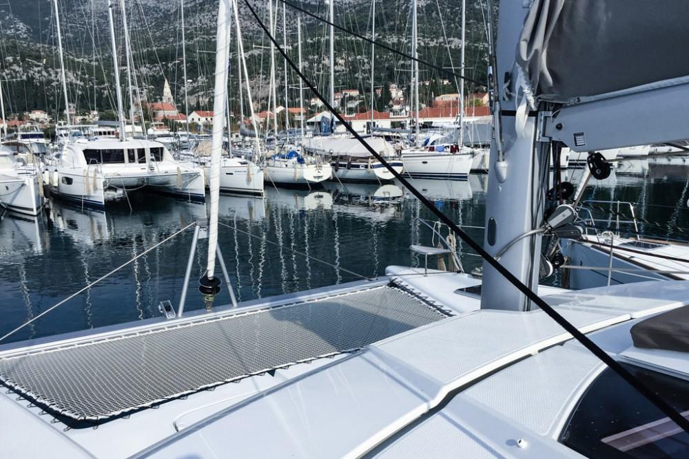 Location yacht à Slano - Fountaine Pajot Helia 44 (4 cabs) sur SamBoat