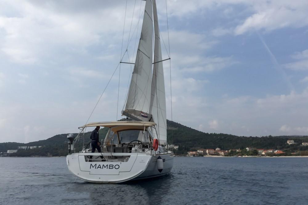 Location bateau Slano pas cher Oceanis 45 (4 cabs)