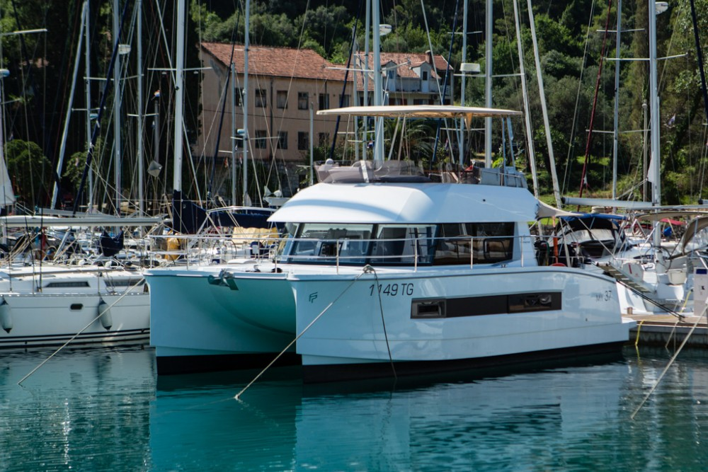 Location Catamaran à Slano - Fountaine Pajot Fountaine Pajot MY 37[G]