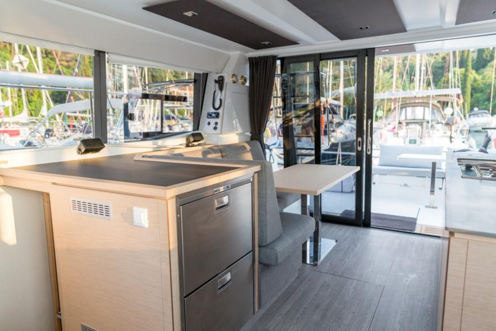 Location yacht à Slano - Fountaine Pajot Fountaine Pajot MY 37[G] sur SamBoat