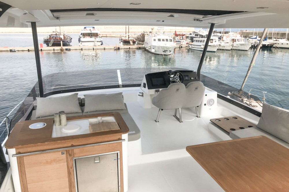 Louez un Fountaine Pajot Fountaine Pajot MY 44 à Tivat
