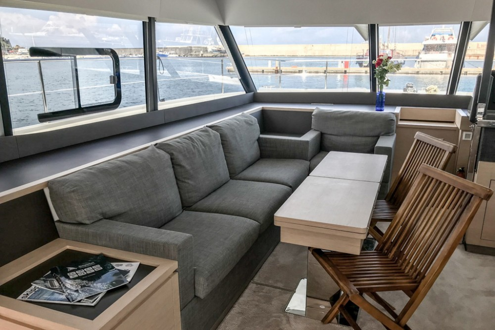 Location Catamaran à Tivat - Fountaine Pajot Fountaine Pajot MY 44
