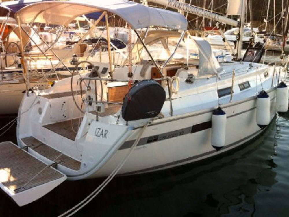 Location bateau Marina di Portisco pas cher Bavaria Cruiser 32
