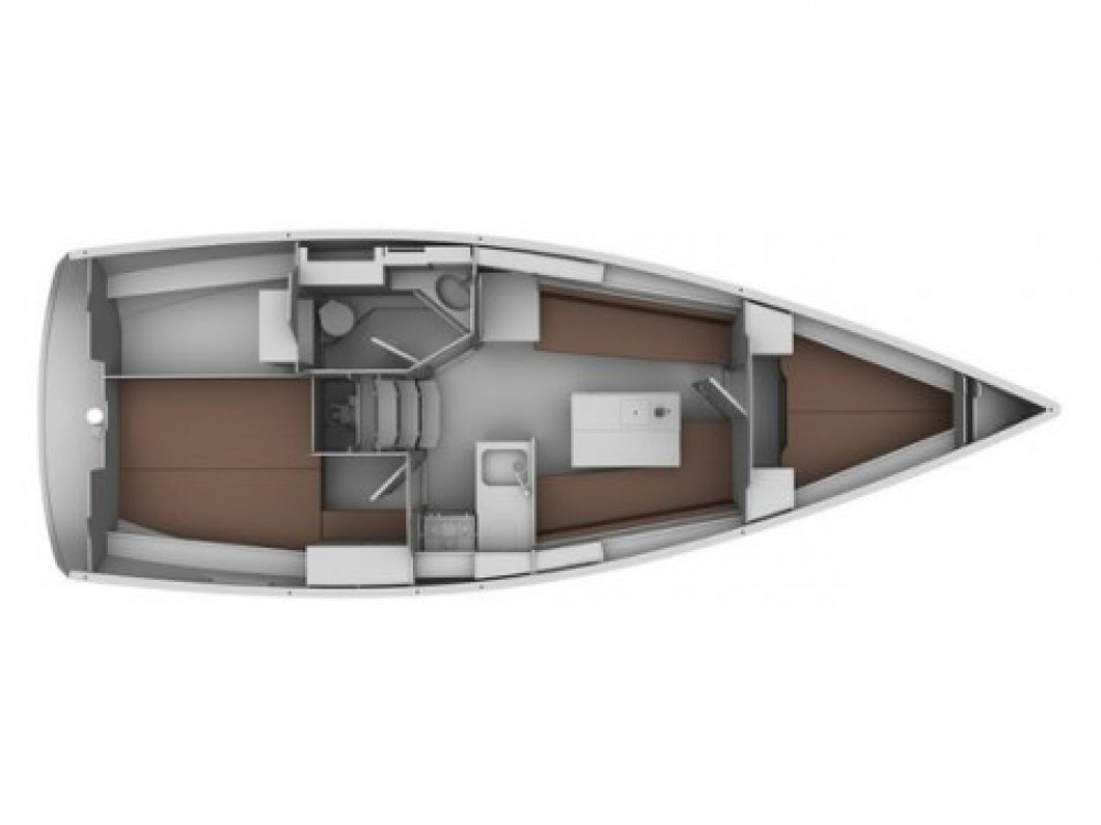 Location yacht à Marina di Portisco - Bavaria Bavaria Cruiser 32  sur SamBoat