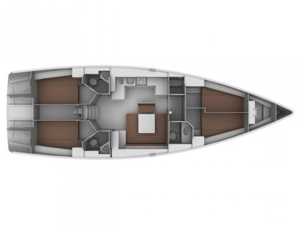 Bavaria Bavaria Cruiser 45 entre particuliers et professionnel à Marina di Portisco