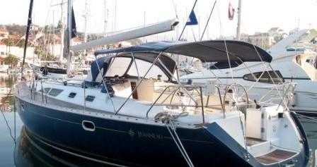 Location bateau Kaštel Gomilica pas cher Sun Odyssey 45.2