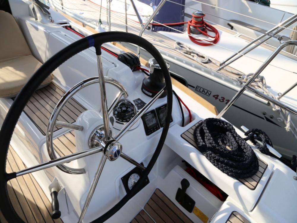 Location bateau Kaštel Gomilica pas cher Sun Odyssey 419