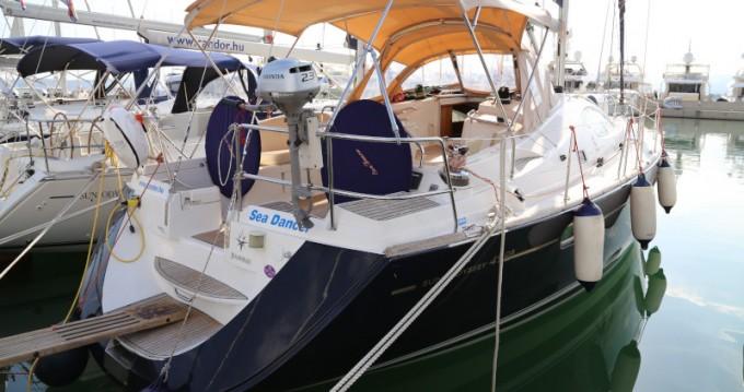 Location yacht à Kaštel Gomilica - Jeanneau Sun Odyssey 49 DS sur SamBoat