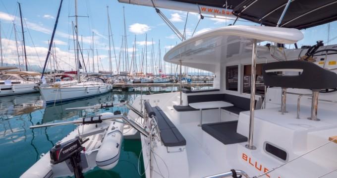Louez un Lagoon Lagoon 40 à Split