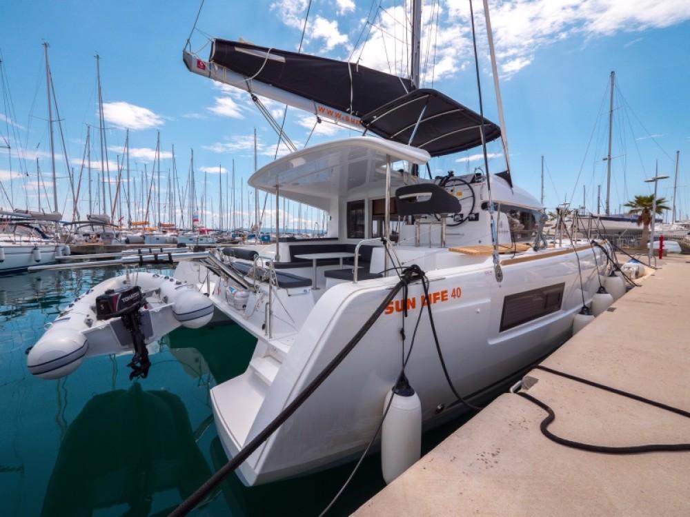 Location bateau Lagoon Lagoon 40 à Split sur Samboat