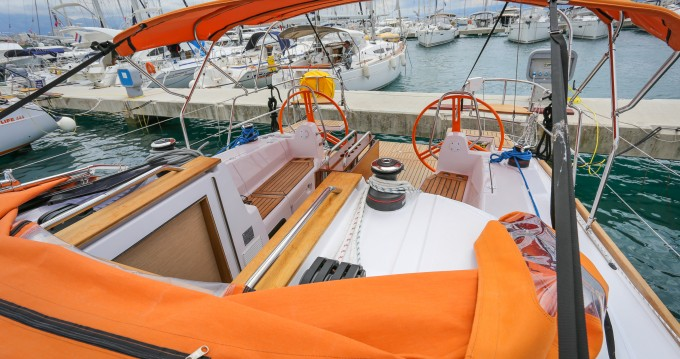 Location bateau Elan Impression 40 à Split sur Samboat
