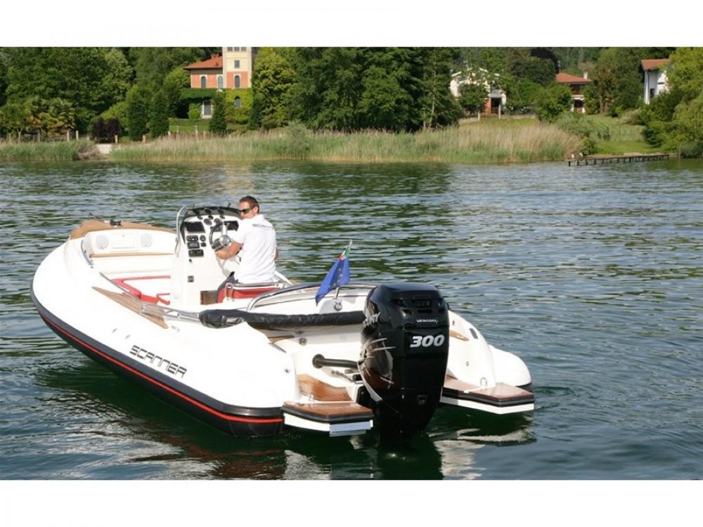 Location yacht à Marina LAV -  Scanner 710  sur SamBoat