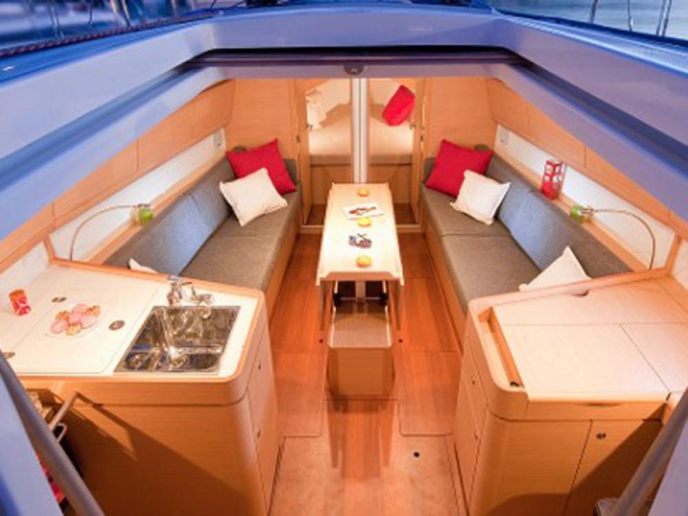 Location bateau Bénéteau First 35 à Marina di Portisco sur Samboat