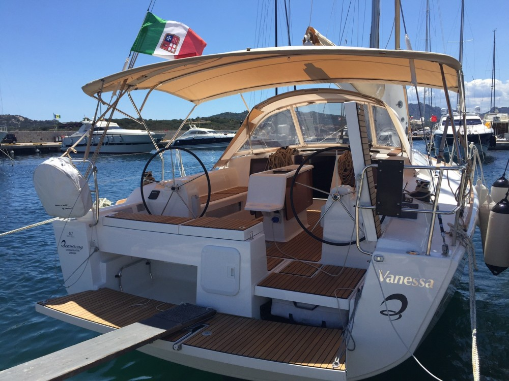 Location yacht à Marina di Portisco - Dufour Dufour 412 GL sur SamBoat