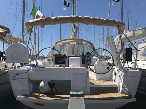 Location bateau Marina di Portisco pas cher Dufour 412 Grand Large