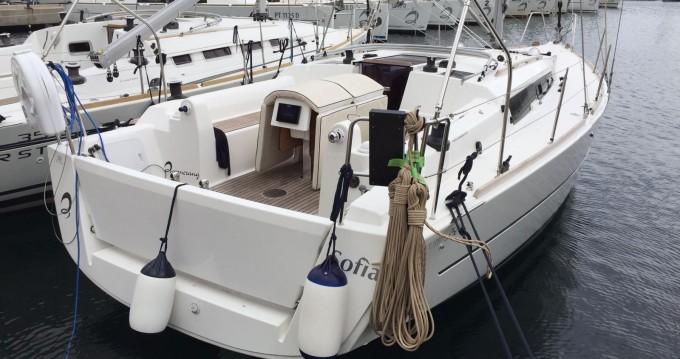 Dufour Dufour 350 GL entre particuliers et professionnel à Marina di Portisco