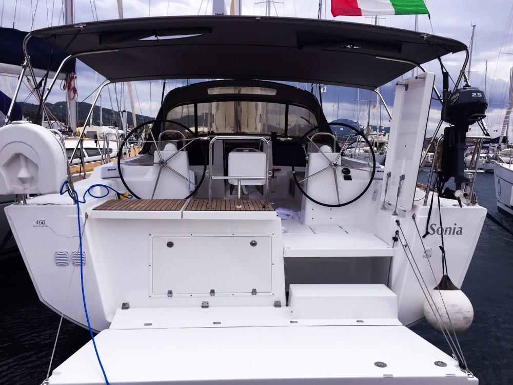 Location yacht à Marina di Portisco - Dufour Dufour 460 Grand Large sur SamBoat