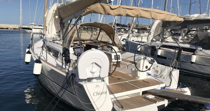 Location bateau Dufour Dufour 350 GL à Marina di Portisco sur Samboat