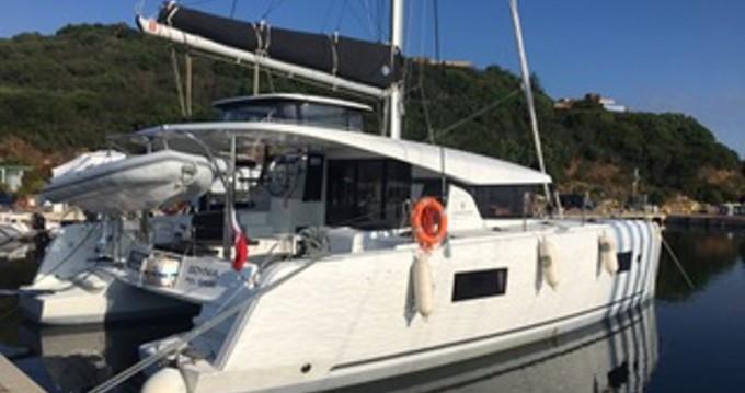Lagoon Lagoon 42 entre particuliers et professionnel à Marina di Portisco