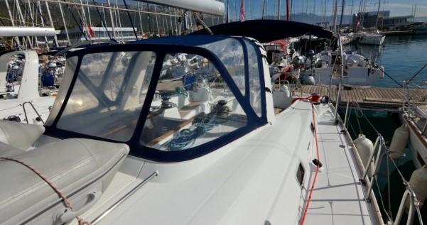 Location bateau Sukošan pas cher Oceanis 50 Family