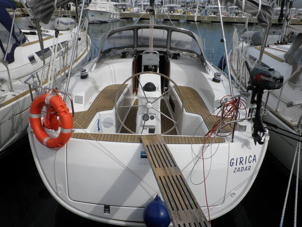 Location bateau Sukošan pas cher Bavaria Cruiser 33