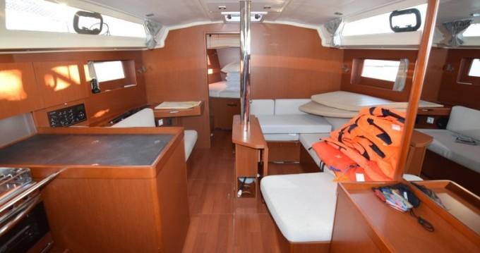 Location yacht à Sukošan - Bénéteau Oceanis 41.1 sur SamBoat