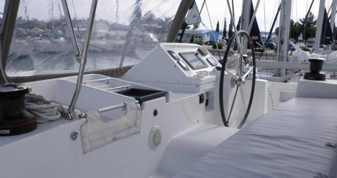 Location bateau Sukošan pas cher Lagoon 450