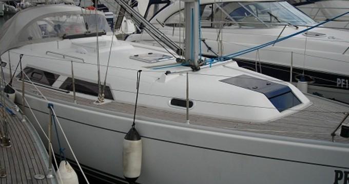Louer Voilier avec ou sans skipper Hanse à Salivoli