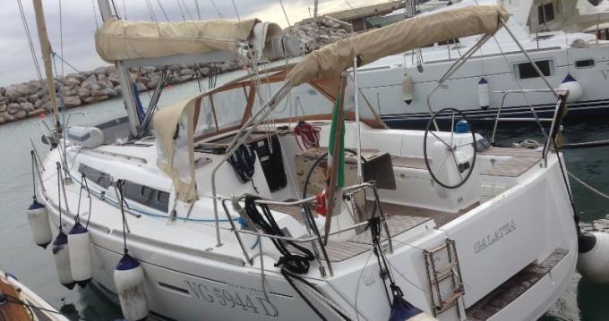 Location bateau Dufour Dufour 405 à Salivoli sur Samboat
