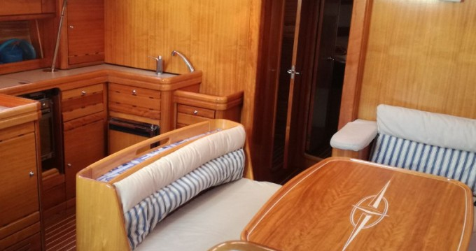 Location yacht à Salivoli - Bavaria Bavaria 46 Cruiser sur SamBoat