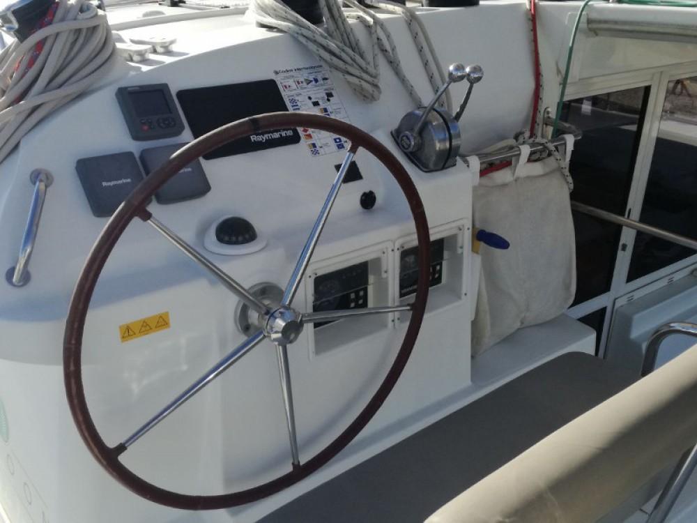 Location bateau  pas cher Lagoon 400