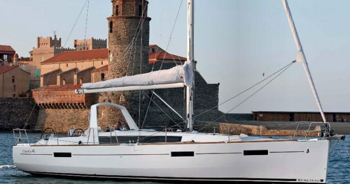 Location bateau Zadar pas cher Oceanis 41