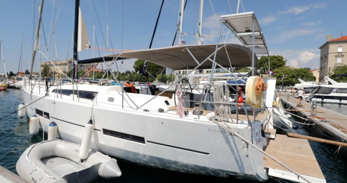 Location yacht à Zadar - Dufour Dufour 560 sur SamBoat