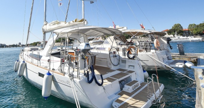 Location Voilier à Zadar - Bénéteau Oceanis 45