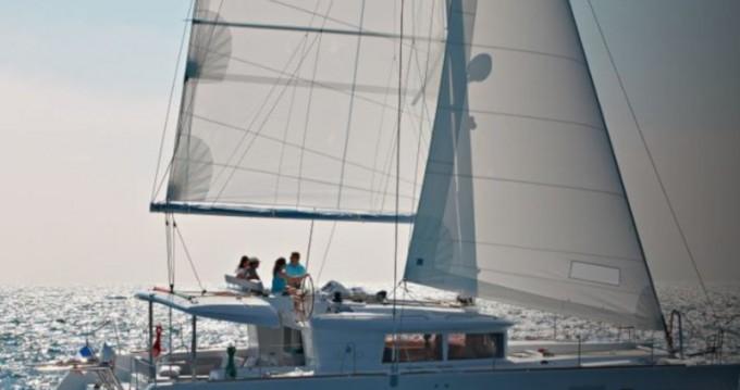 Location bateau Lagoon Lagoon 450 F à Zadar sur Samboat