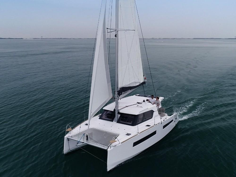 Location bateau  Aventura 34 à Marina Zadar sur Samboat