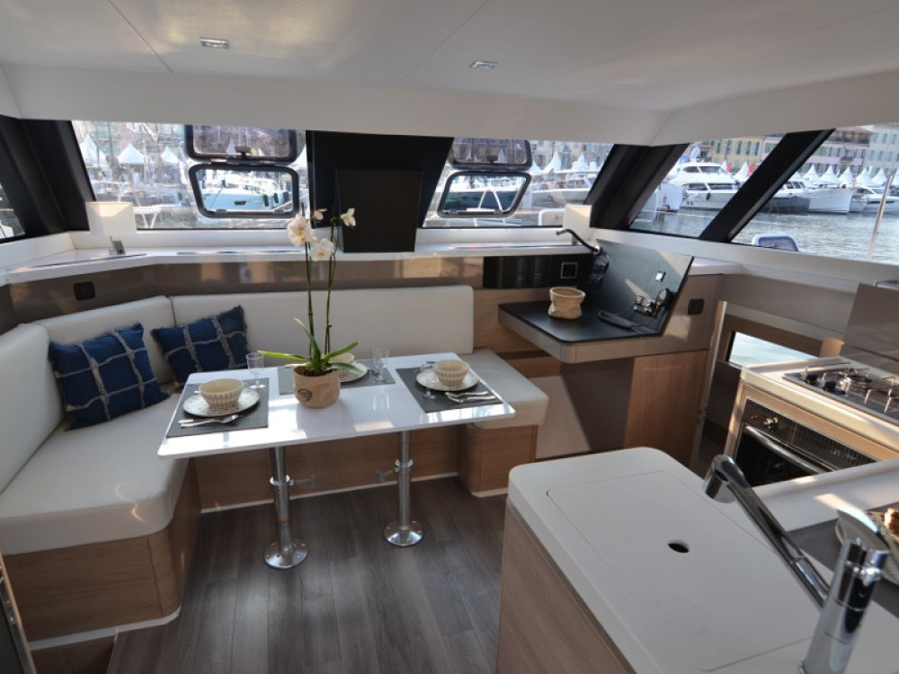 Louer Catamaran avec ou sans skipper  à Marina Zadar