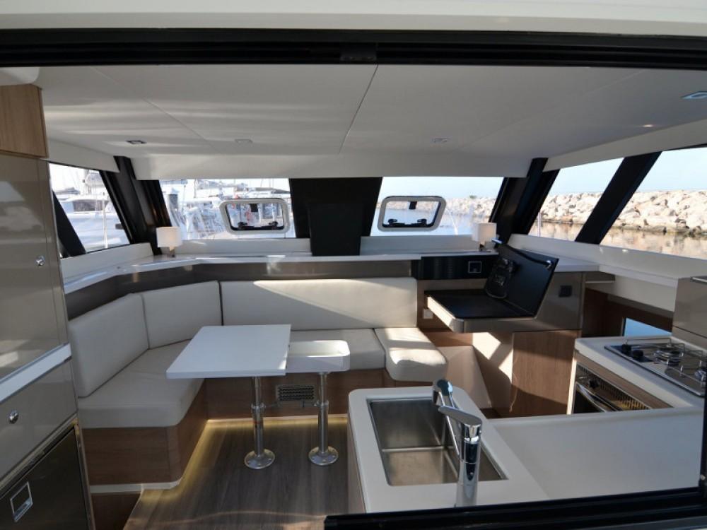 Location Catamaran à Marina Zadar -  Aventura 34