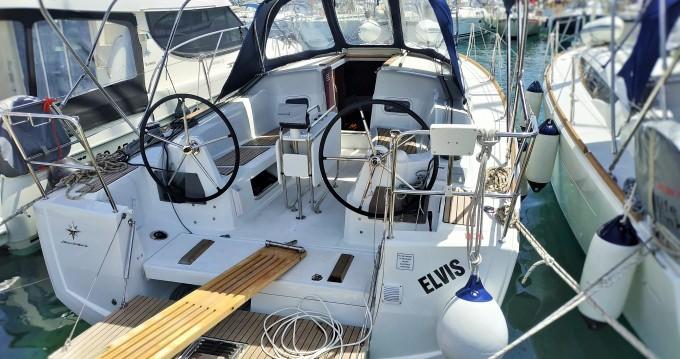 Jeanneau Sun Odyssey 349 entre particuliers et professionnel à Pirovac