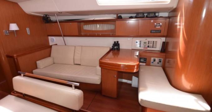 Location bateau Bénéteau Oceanis 54 à Álimos sur Samboat