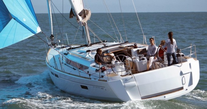 Location bateau Salamína pas cher Sun Odyssey 469